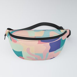 Summer Vibes Pattern Fanny Pack