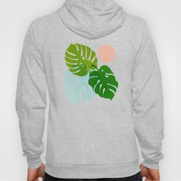 Abstraction_FLORAL_NATURE_Minimalism_001 Hoody