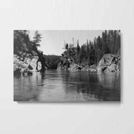 Montana Dream Metal Print
