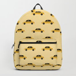 New York City, NYC Yellow Taxi Cab Backpack