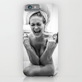 ENOUGH! iPhone Case