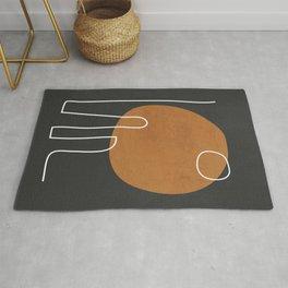 Abstract Art 40 Rug