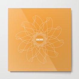 Ornament – Suntimes Metal Print