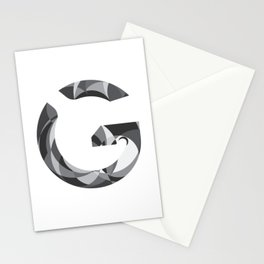 """Tao """"Letter G"""" Stationery Cards"""