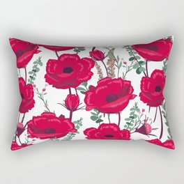 The Beauty of Meadows I Rectangular Pillow