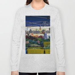 Farmers Market Long Sleeve T-shirt