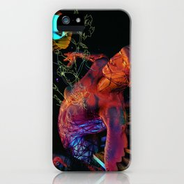 Reality Infusion iPhone Case