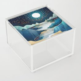 Moon Glow Acrylic Box