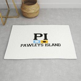 Pawleys Island - South Carolina. Rug