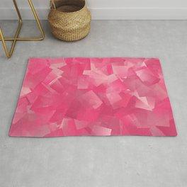 Pink Jello Rug