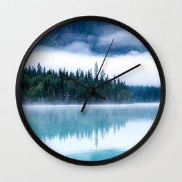 Nature's Beauty 2 Wall Clock