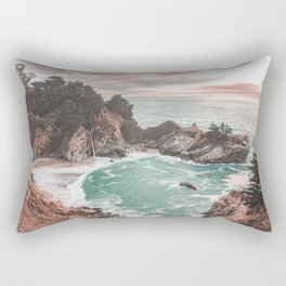 Big Sur California Rectangular Pillow
