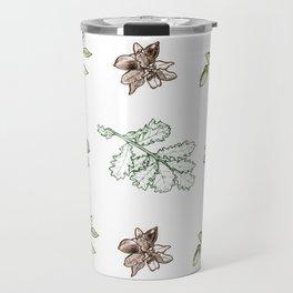 Quercus (greens) Travel Mug