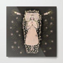 The Dead Bride Metal Print