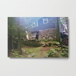 Adirondack Bear Metal Print