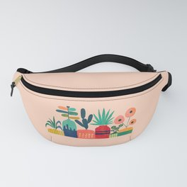 Plant mania Fanny Pack