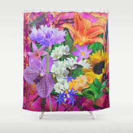 Color Riot Shower Curtain