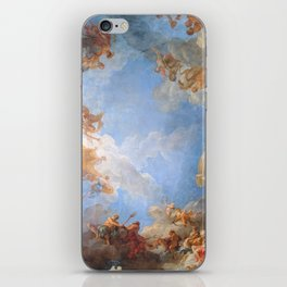 Fresco in the Palace of Versailles iPhone Skin