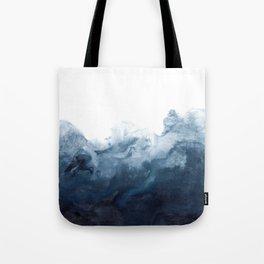 Indigo Depths No. 2 Tote Bag