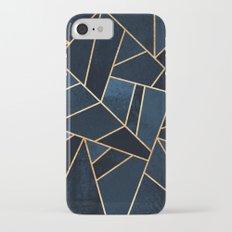 Navy Stone iPhone 7 Slim Case