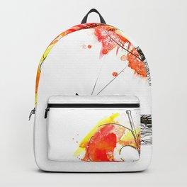 love boat Backpack