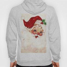 Vintage Santa 4 Hoody