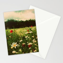 Poppies in Pilling Stationery Cards