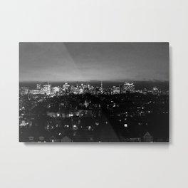 CN Sights Metal Print