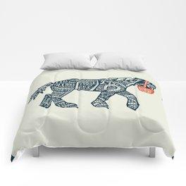 Iron Horse Comforters