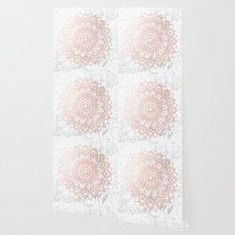 Pleasure Rose Gold Wallpaper