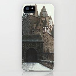 Finally, a Castle - landscape photography iPhone Case