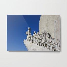 Lisboa, Portugal Metal Print