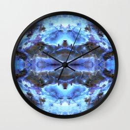 Spirit of Blue Wall Clock