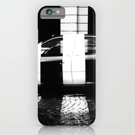 Wrong Place Wrong Time iPhone Case