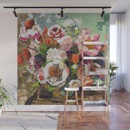Tin Can Studios Floral 1 Wall Mural