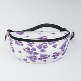 African Violets Fanny Pack