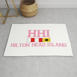 Hilton Head Island - South Carolina. Rug