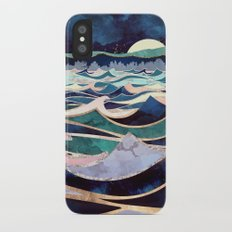 Moonlit Ocean iPhone X Slim Case