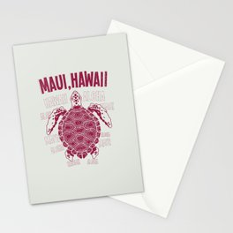turtleMauiV5 Stationery Cards