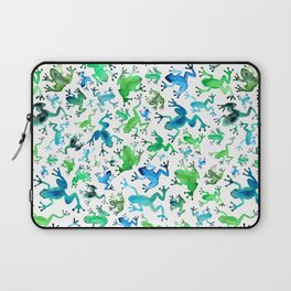 Tree Frogs Laptop Sleeve