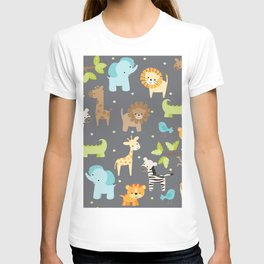 Jungle Animals T-shirt