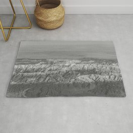 The Great Rockies Rug