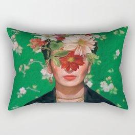 Frida Flow Rectangular Pillow