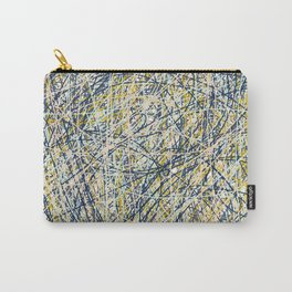 Harpy - Colorful Decorative Abstract Art Pattern Carry-All Pouch
