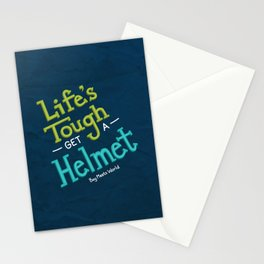 Life's Tough Stationery Cards