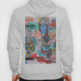 Close your eyes and breathe deeply Hoody
