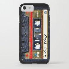Retro cassette mix tape iPhone 7 Tough Case