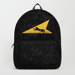 Fighter Squadron Twenty One VF-21 Freelancers Tail Backpack