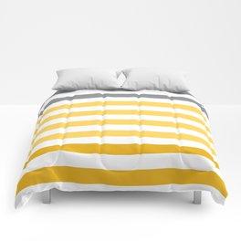 Stripes Gradient - Yellow Comforters
