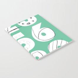 Funky Numbers Notebook